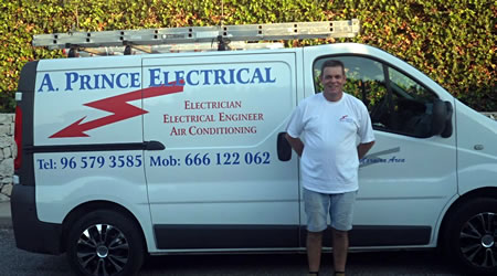 A. Prince Electrical 1