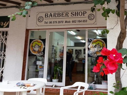 The Barber Shop Javea 1