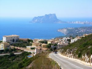 Benitachell Guide and Information on the Costa Blanca