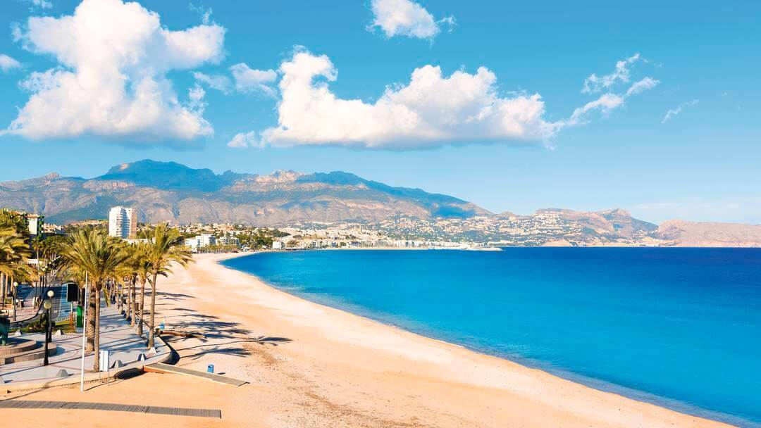 About the Costa Blanca Spain