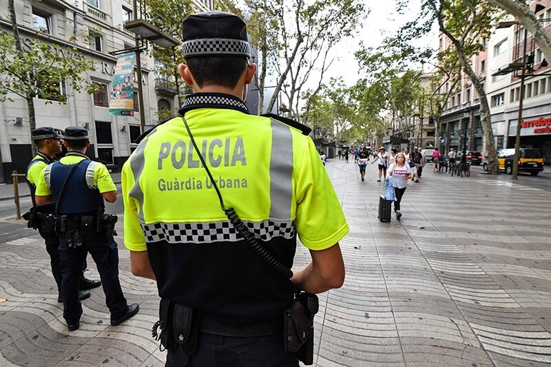 The Spanish Police Structure and Organization